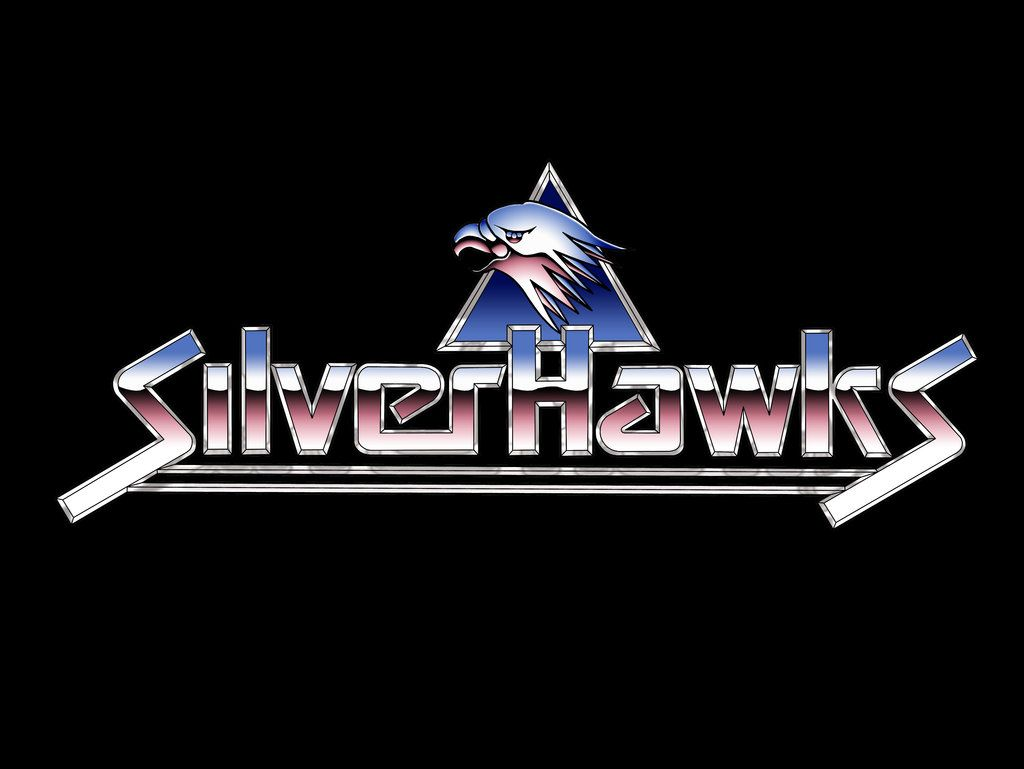 Title card and logo from Silverhawks animated series