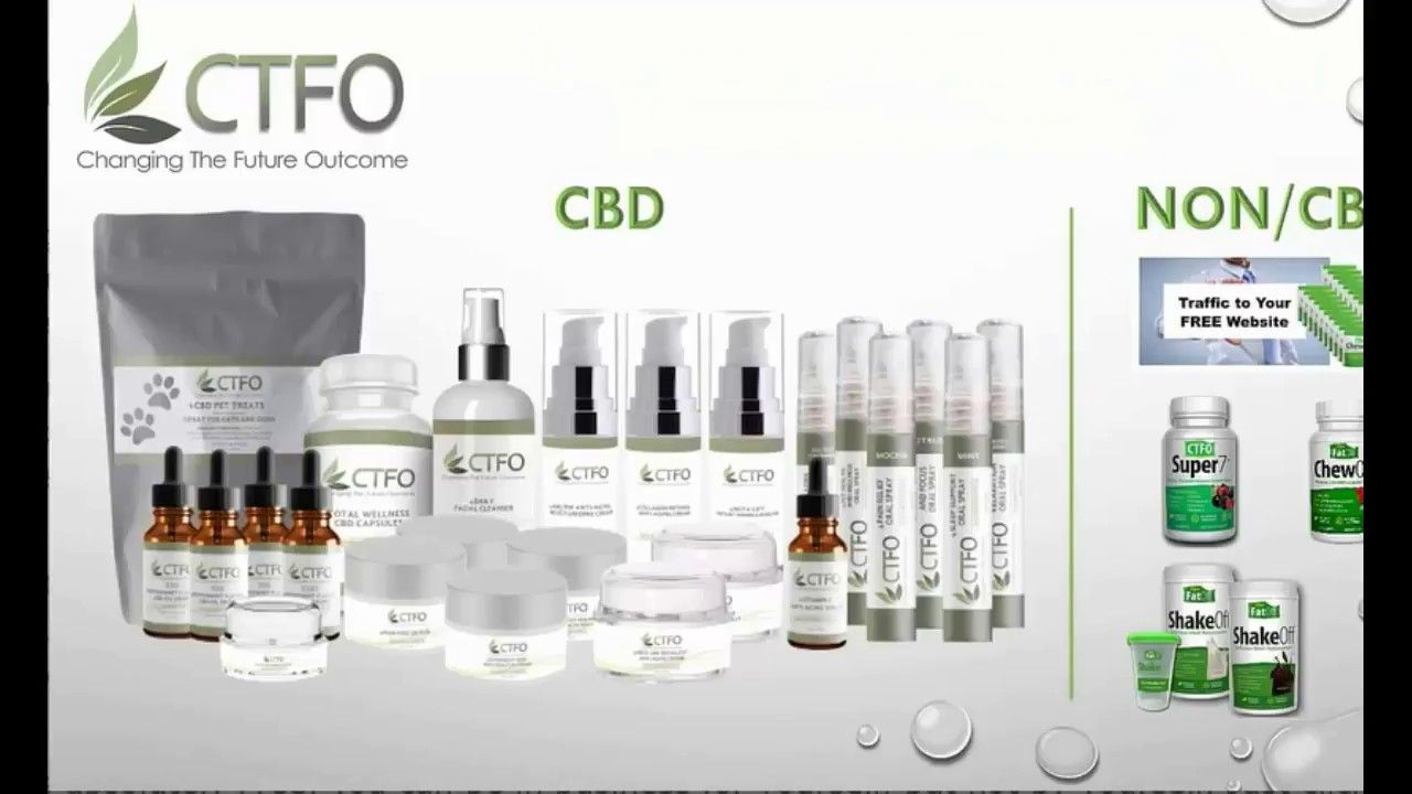 Join CTFO for FREE - CBD Hemp Products | Closet of Free