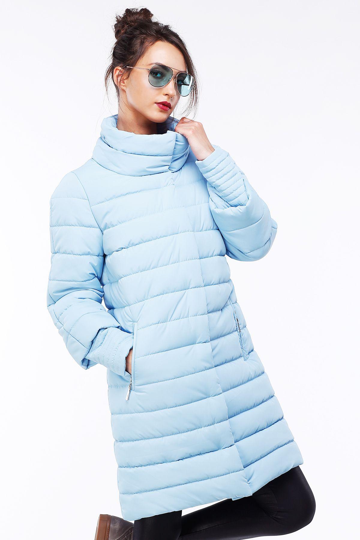Женский зимний пуховик Анетта от Nui Very - верхняя одежда женская зима, зимняя  женская мода 472cf29a18c