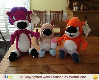 These Plushy Pals Of Pb Amp J Otter Are Just Prototypes And