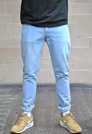 New & Vintage Men's Jeans | Levi's, Slim, Skinny & High Waisted