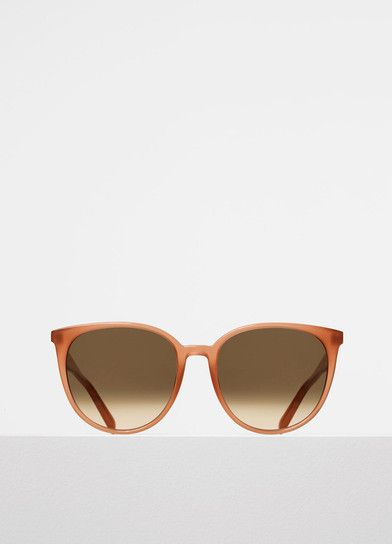 4a6af86d56a4 Thin Mary Sunglasses in Acetate - Céline