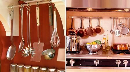 Cuelga todo en tu cocina ideas para mejorar la vida pinterest - Todo para tu cocina ...