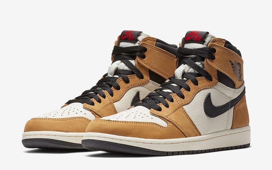 Nike Air Jordan 1 Rookie of the year