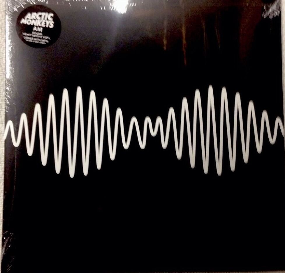 Arctic Monkeys Am Lp Vinyl New 180gm Record Free Download
