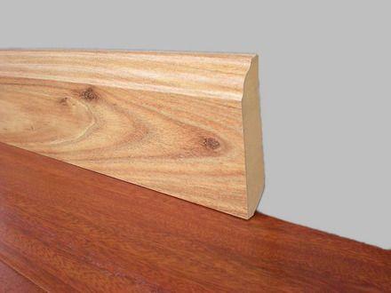 Z calos molduras p rr instalar pisos laminados for Zocalos de madera