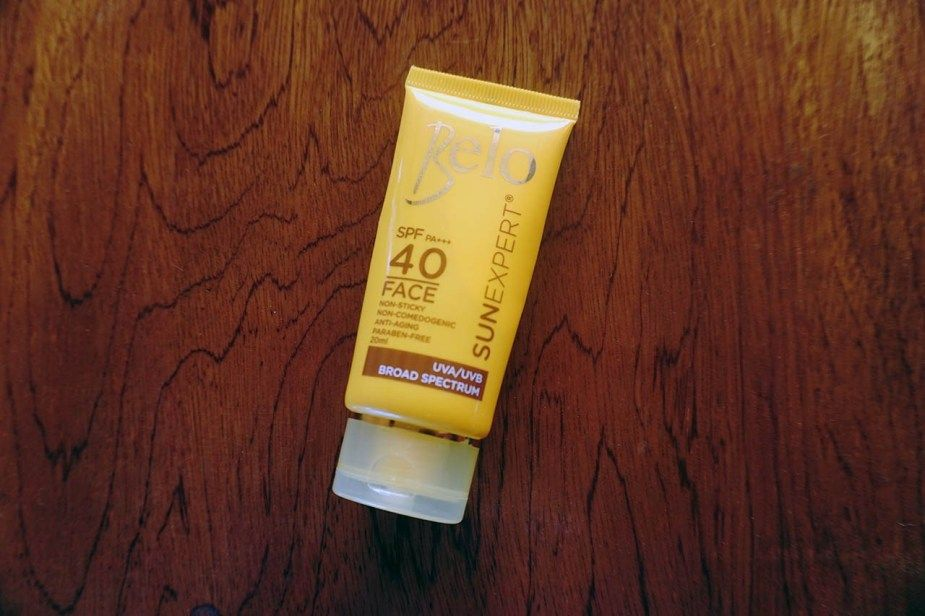 Belo SunExpert Face Cover Review Should You Try It