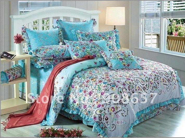 Aqua Comforter Sets Queen Queen Bedding Sets Picture