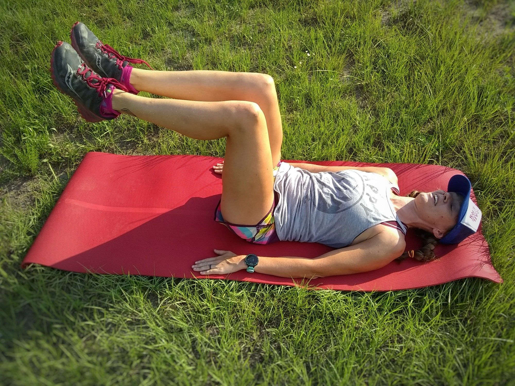 8 core strengthening exercises for trail runners no