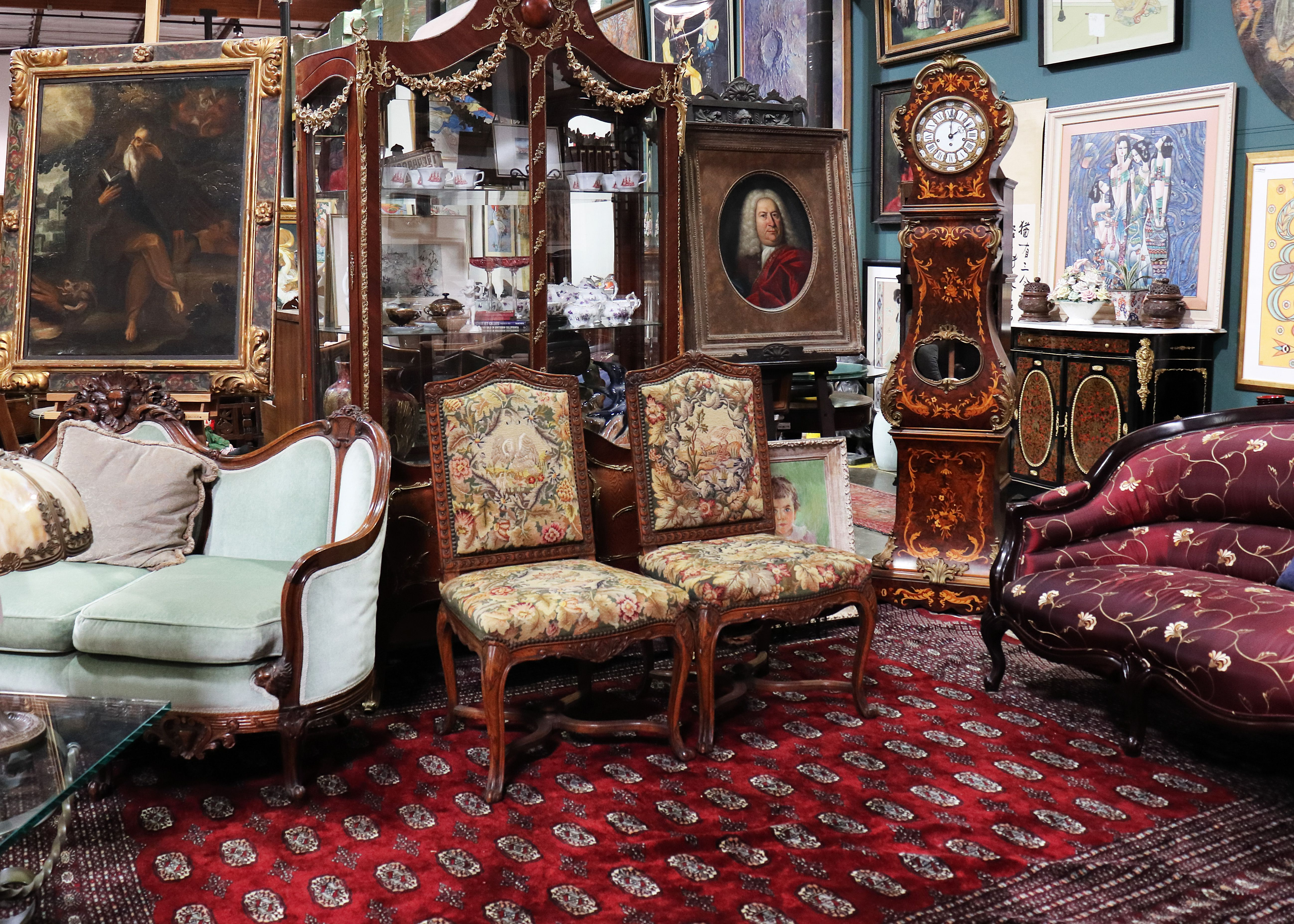 Antiques Collectibles Fine Art So Much More Check Out Our New Baum Galleries Virtual Tour Video To See The Collection Gallery Virtual Tour Antiques