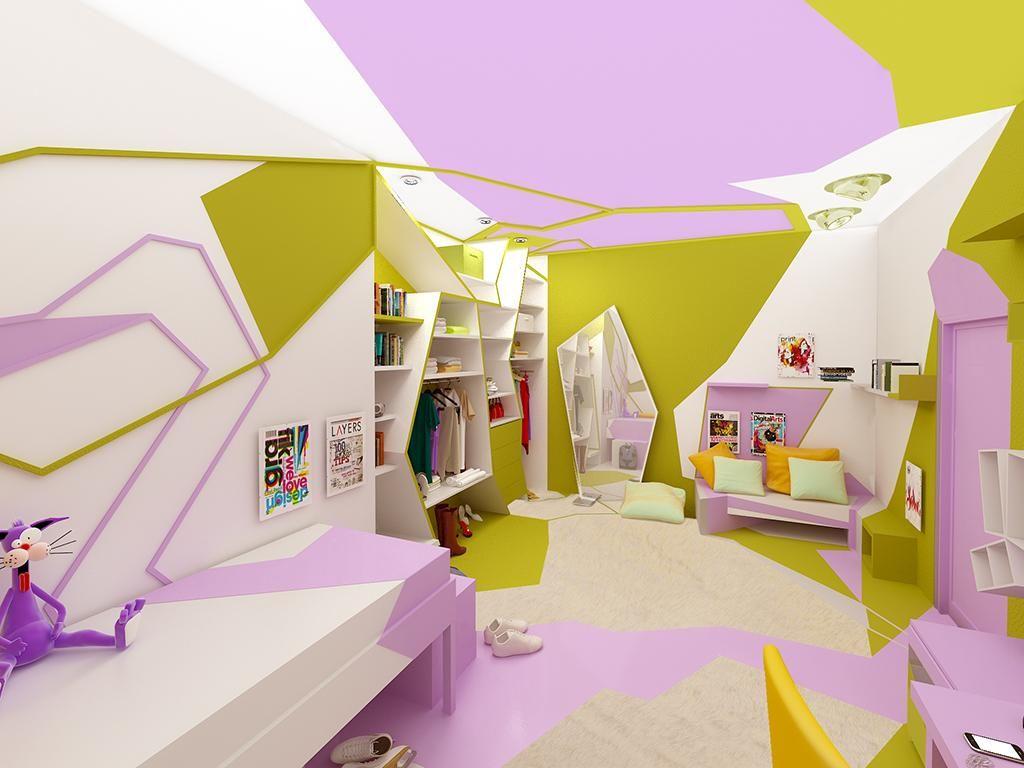 Interior bedroom design teenage girls a teenage room by brani u desi  tween playrooms and bedrooms