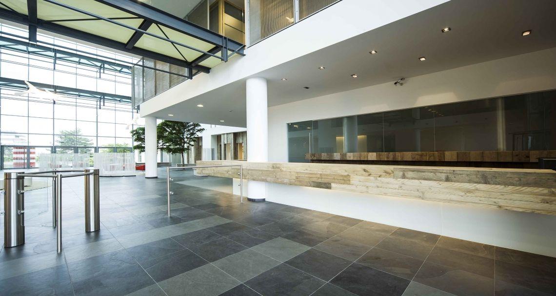 Reception des bureaux de hansainvest à bruxelles belgique