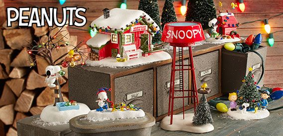 Department 56: Products - PEANUTS® Village | Snoopy | Pinterest ...