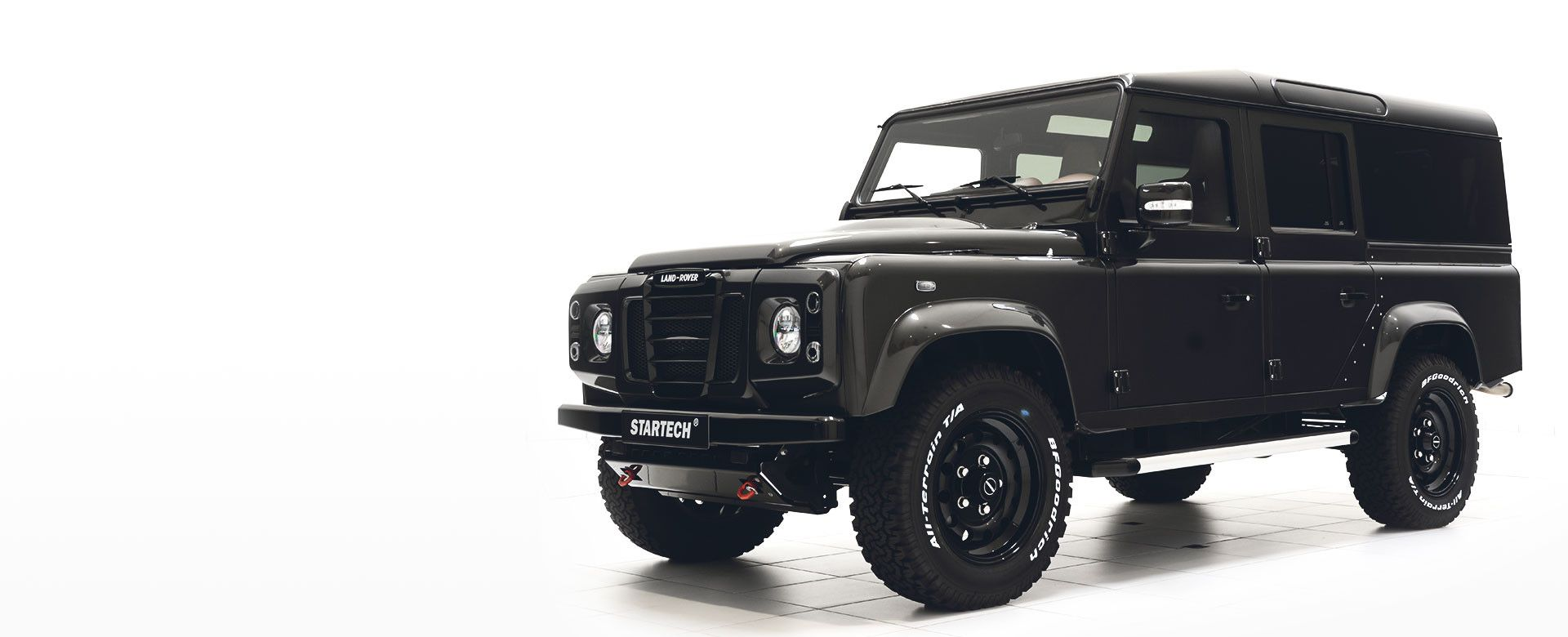 Land Rover Defender Tuning Startech Land Rover Defender Land Rover Land Rover Defender 110