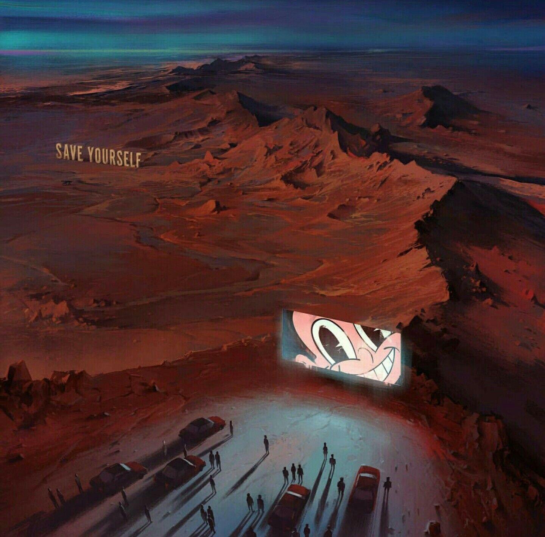 Pin by Мария Кюри on coøl Album, Save yourself, Album covers