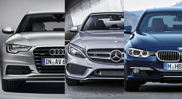 Which One Is Your Favorite Brand AUDI BMW Or Mercedes - Audi bmw benz