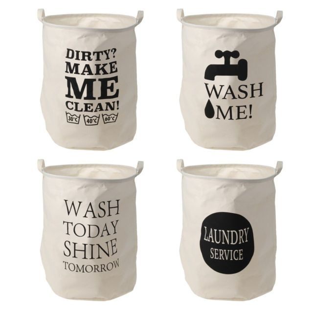Jumbo Laundry Bag Sack Heavy Duty Collapsible Reusable Storage Clothes Washing Waszakken