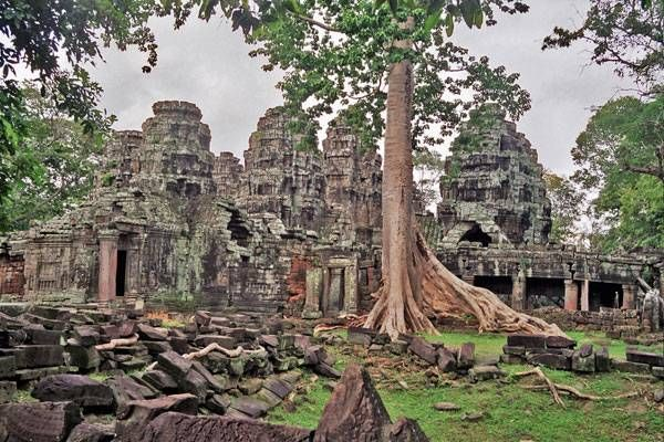 Banteay Kdei | Vietnam travel, Monument valley, Angkor