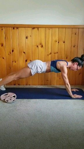 Intense core Strengthening plank varations