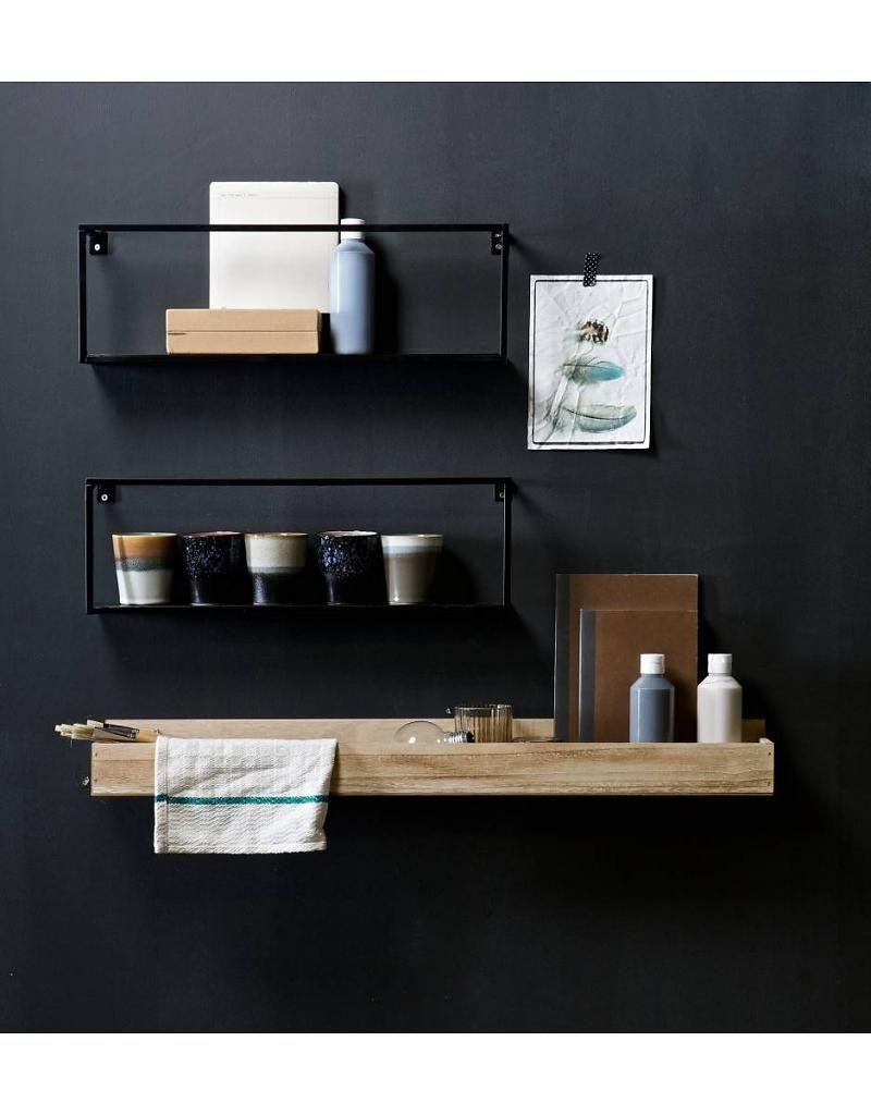 Woood wandplank | Badkamer/toilet by Inge Hoogenboom | Pinterest ...