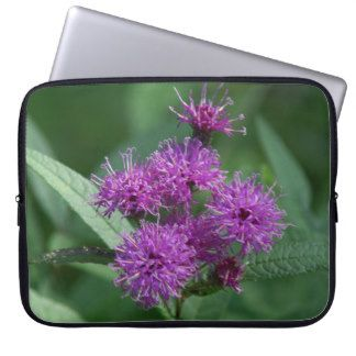 Wildflower, Electronics Bag. Laptop Computer Sleeve