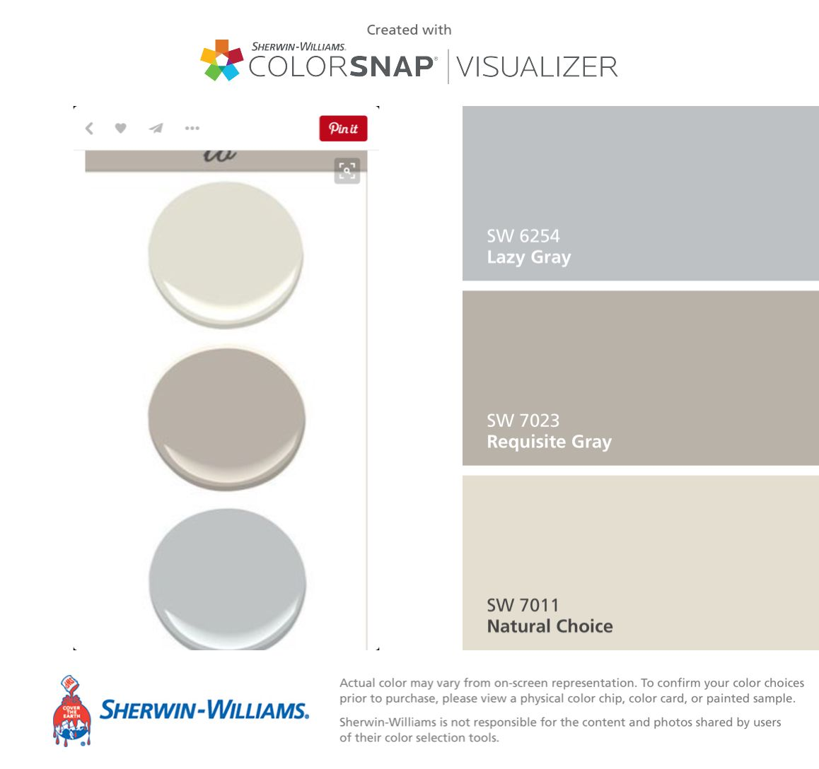 Sherwin williams paint colors sherwin williams 6249 storm cloud - I Found These Colors With Colorsnap Visualizer For Iphone By Sherwin Williams