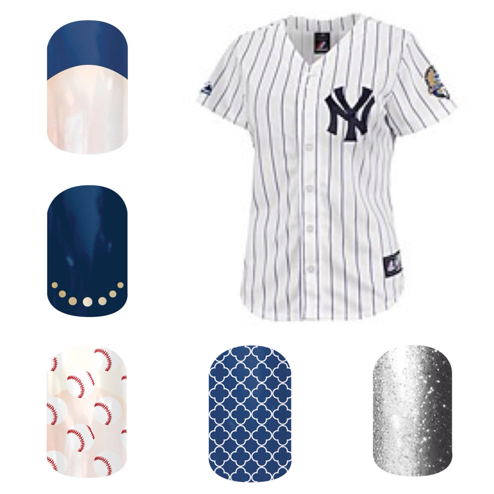 New York Yankees Color Scheme Order At Www Christinarunyon Jamberrynails Net Jamberry Nails Jamberry New York Yankees