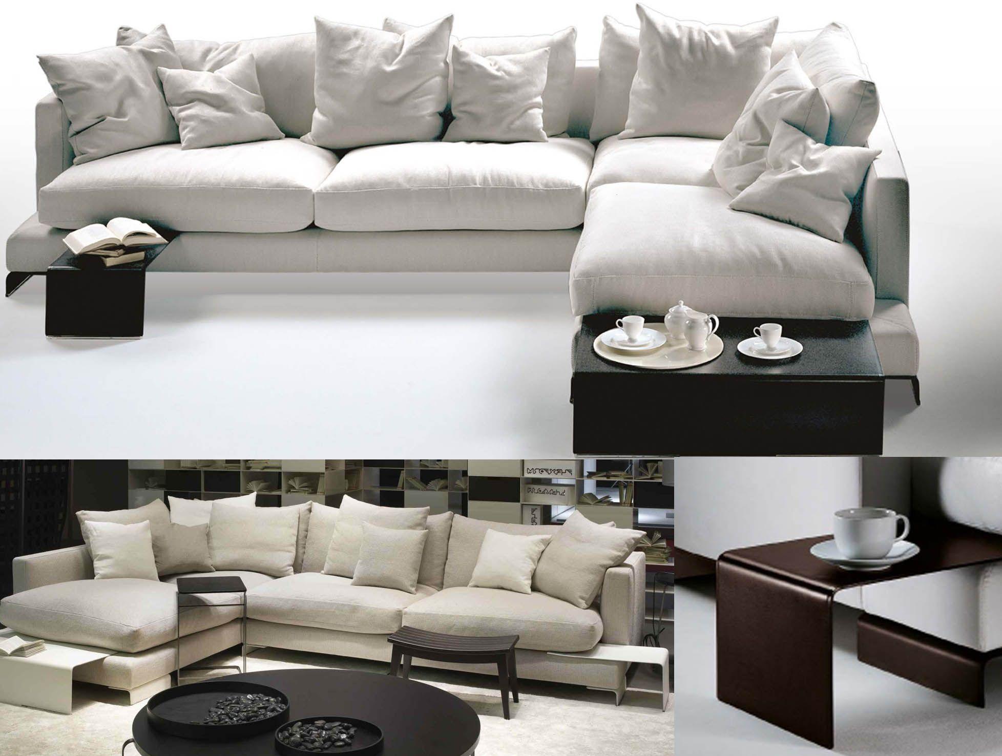 Longisland sofa _ Flexform. http://bissolihomecollection.co.uk ...