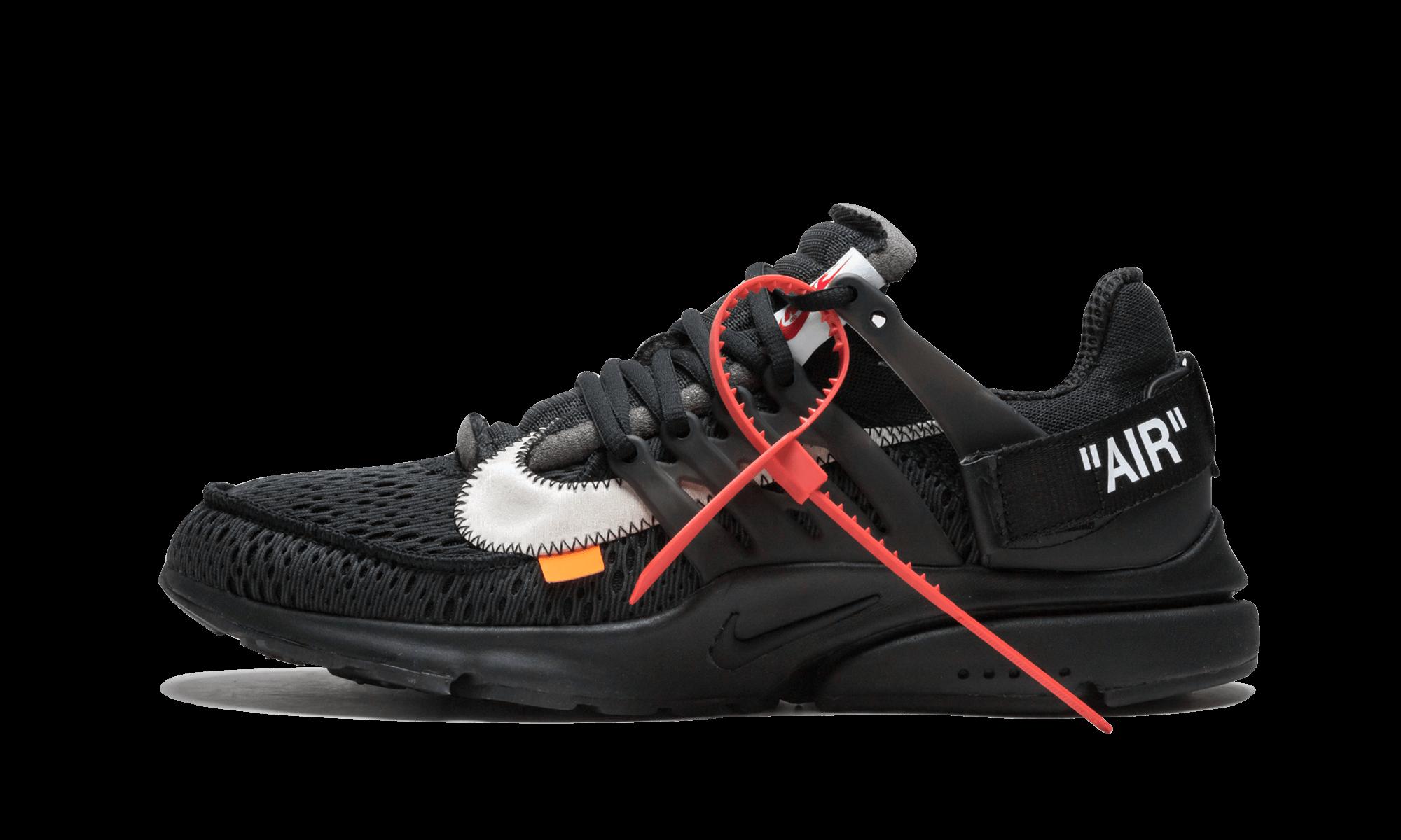 The 10 Nike Air Presto Off White Polar Opposites Black Aa3830 002 2020