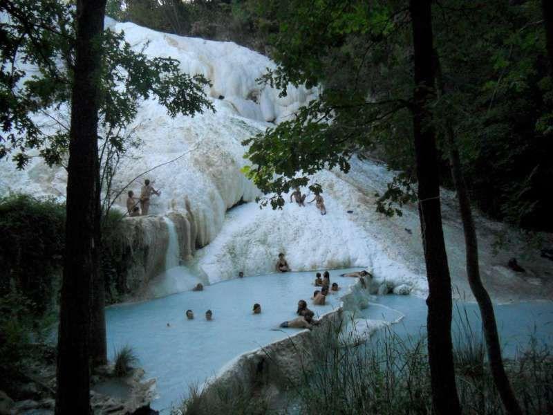 bagni di San Filippo, Monte Amiata, - Cerca con Google | šuplík ...