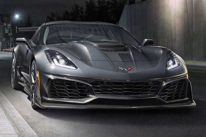 Refreshing Or Revolting 2019 Chevrolet Corvette Zr1 Motor Trend