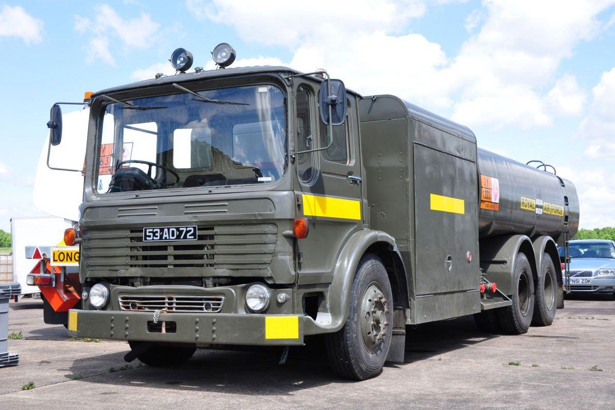 AEC - Mammoth Major ( model TG6 ) (Military vehicles) - history ...