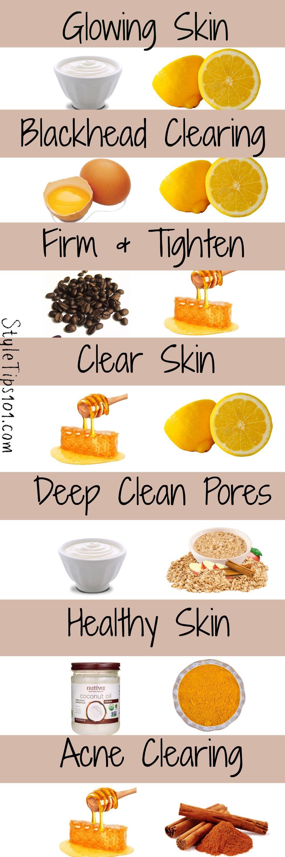 diy face masks Glowing skin mask, Glowing skin diy, Skin