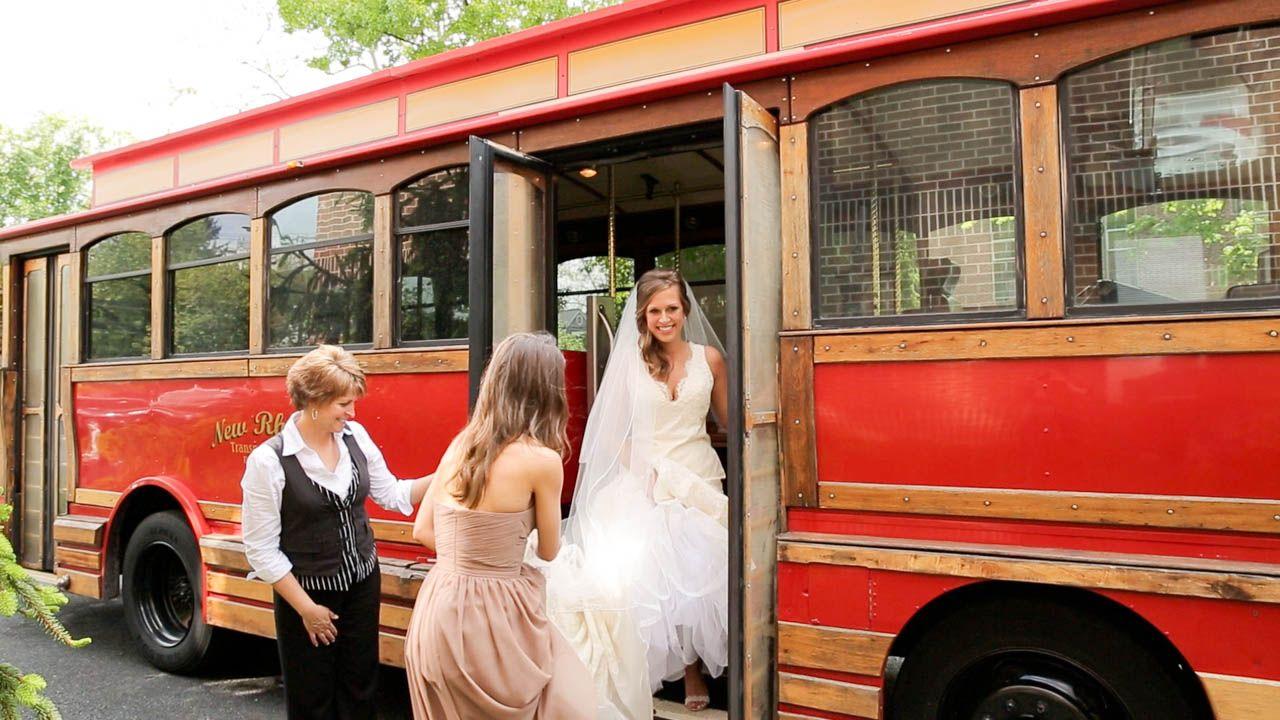 Wedding Day Transportation Ideas