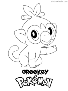 Pokemon Sword And Shield Coloring Pages Pokemon Coloring Pages Pokemon Coloring Coloring Pages