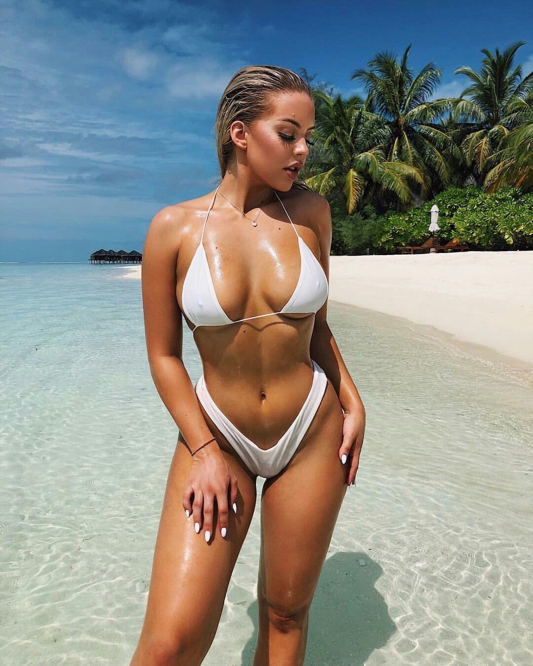 Pin By Lady J On Gracie Piscopo Bikinis Bikini Pictures Young