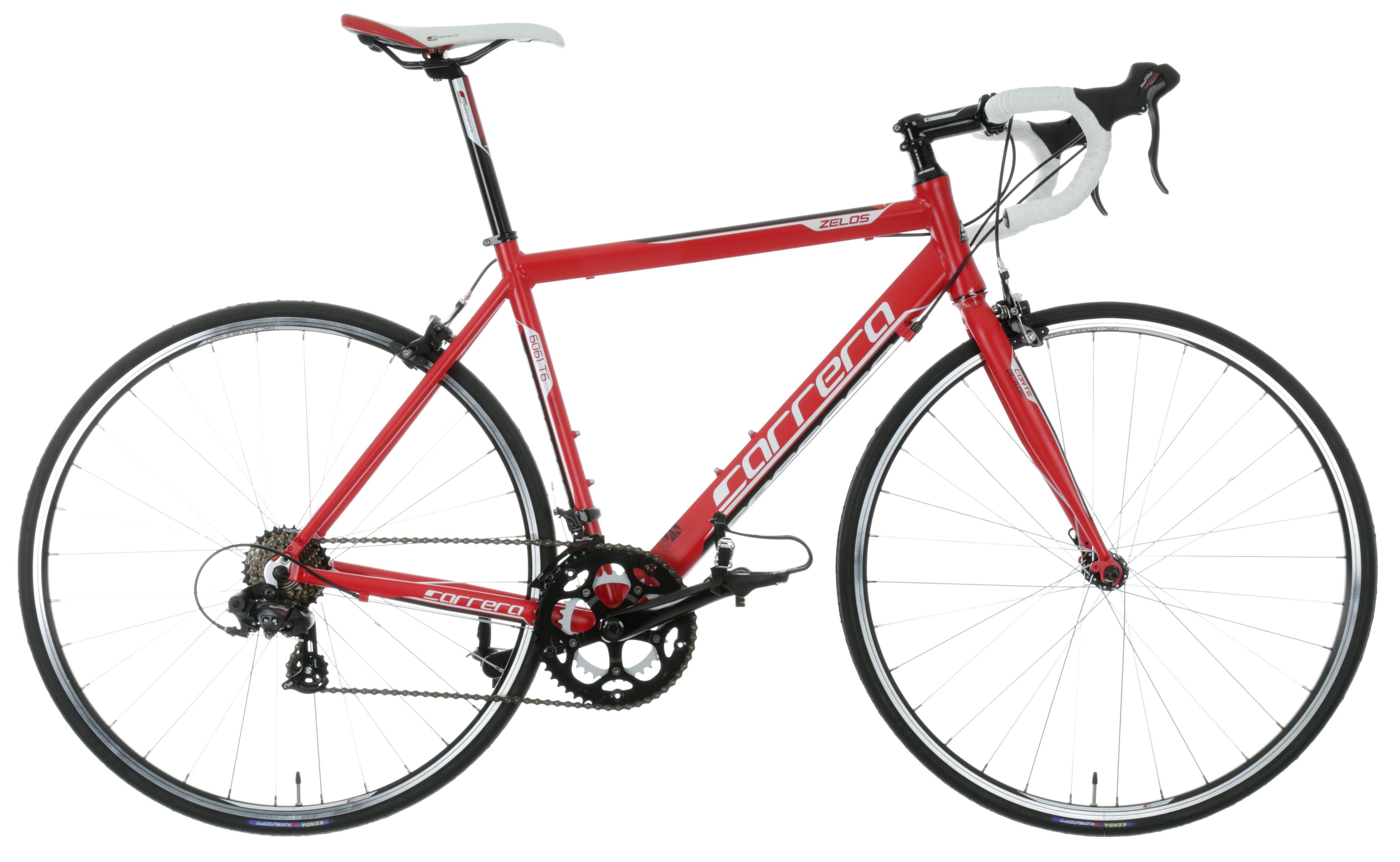 The Carrera Zelos Road Bike 2015 Is Great For Getting You Where