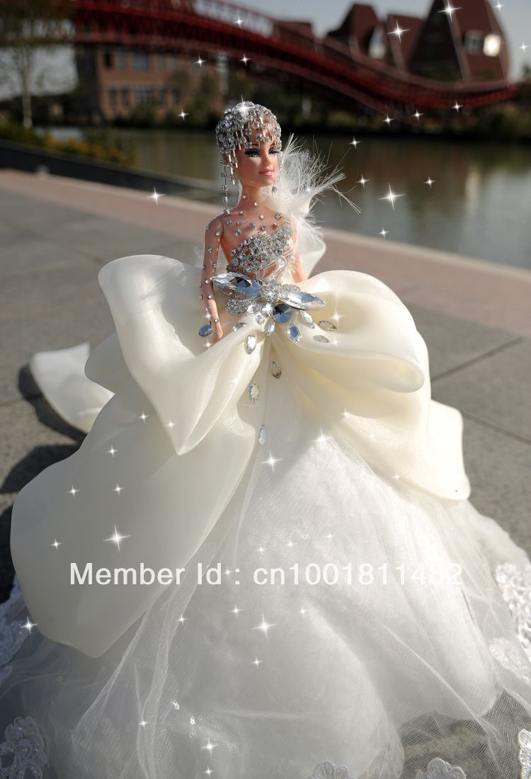 Barbie wedding salon