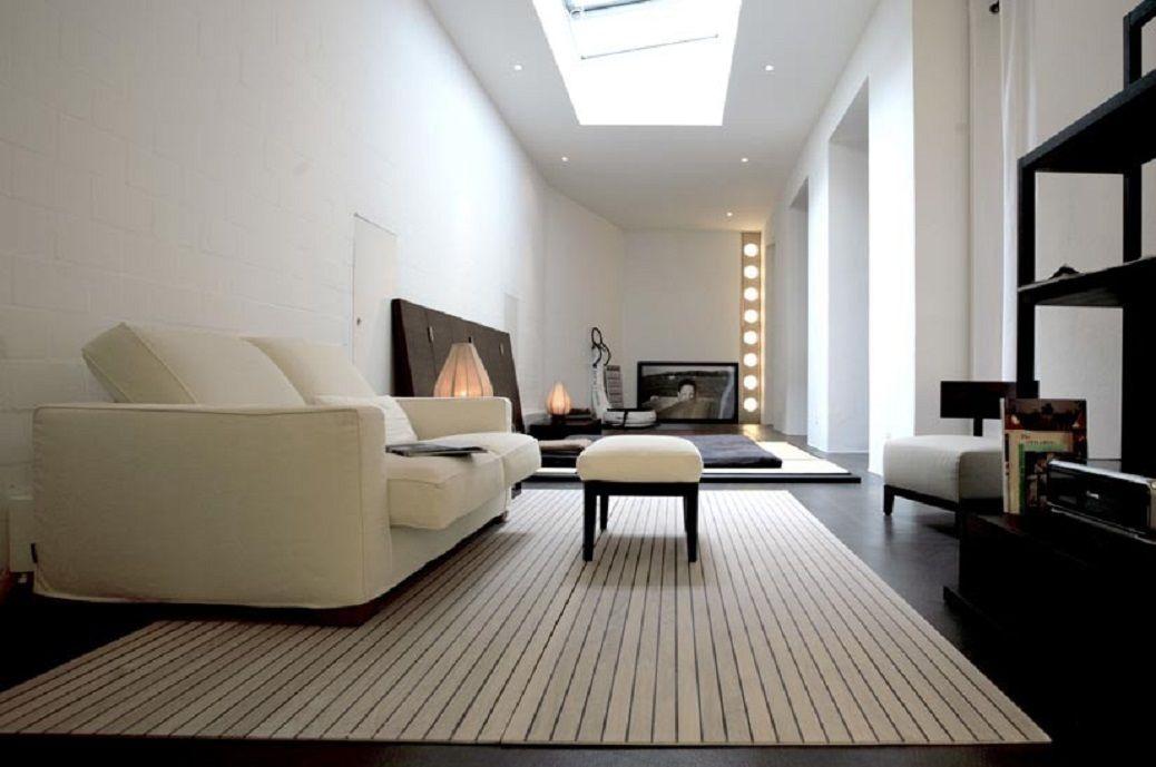 Rug That Looks Like Wooden Floor Home Bedroom