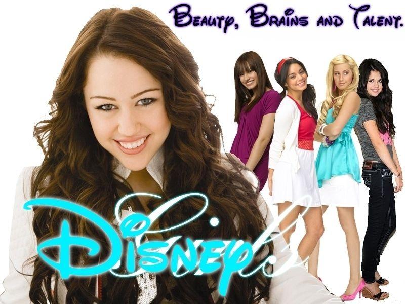 Disney Channel Girls Photo: diney | Disney channel, Disney, Singer