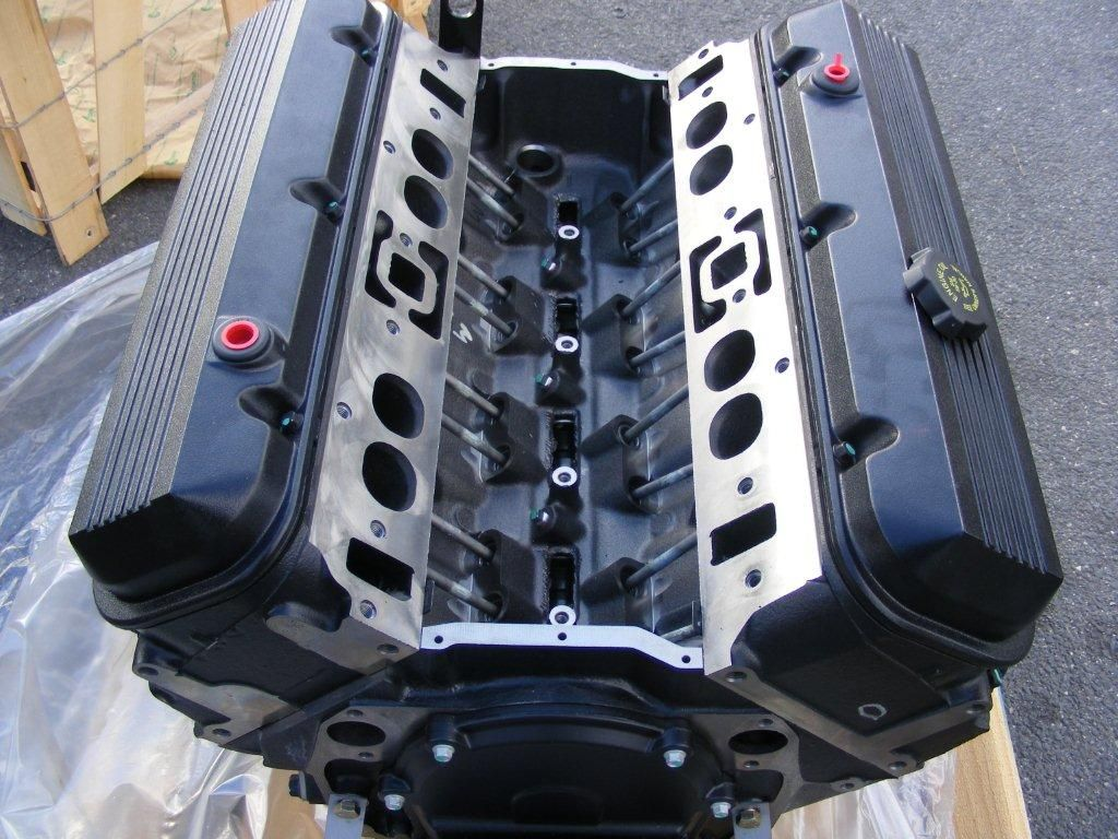 Gm 6 5l Diesel Long Block With New Engine Block New Cylinder Heads