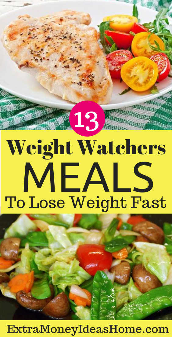 13 Best Weight Watchers Meals images