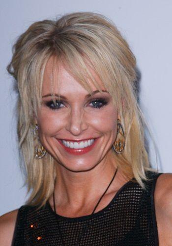 Josie Bissett Celebrity Inspired Long Hairstyles For Women Over 40