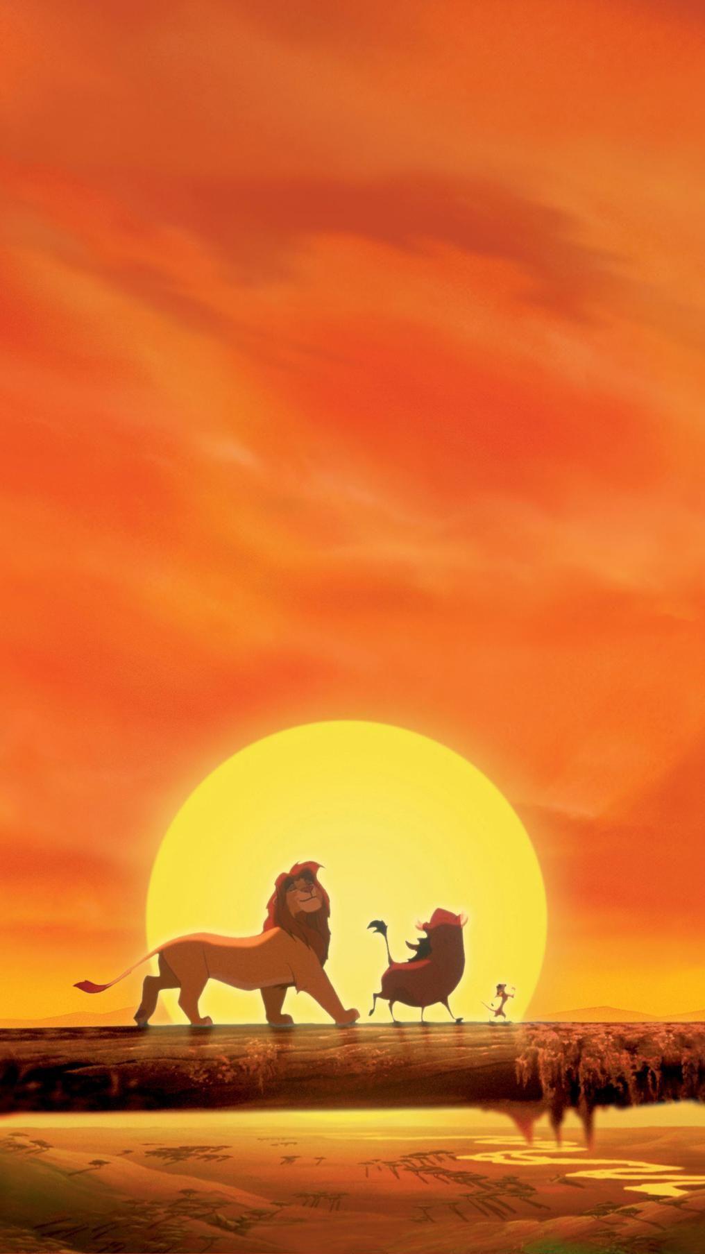The Lion King (1994) Phone Wallpaper   Moviemania