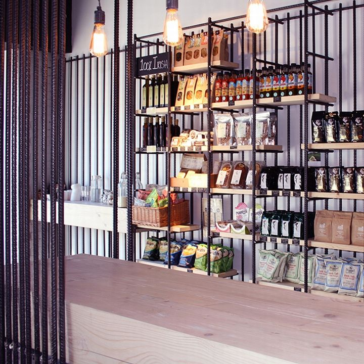 Bear Market Coffee By Vav Architects Dublin Ireland Retail Design Blog