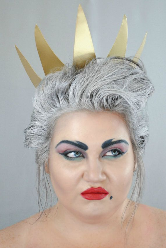 Image result for ursula costume hair ideas halloween pinterest halloween diy image result for ursula costume solutioingenieria Image collections