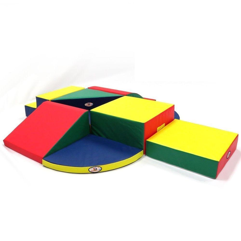 Ihram Kids For Sale Dubai: Climbing Blocks For Toddlers Foam Kids Soft Play Infant