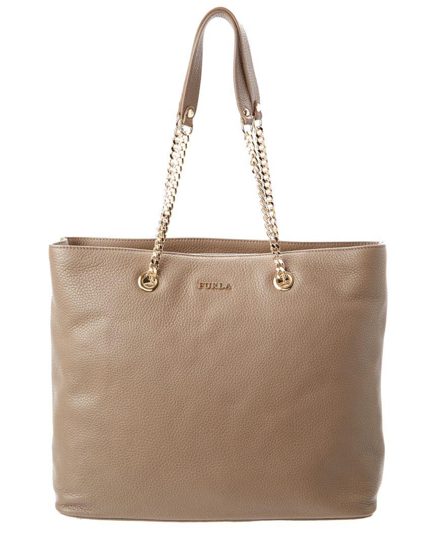 Furla Julia Medium Leather Tote is on Rue. Shop it now.  3d627cabc9130