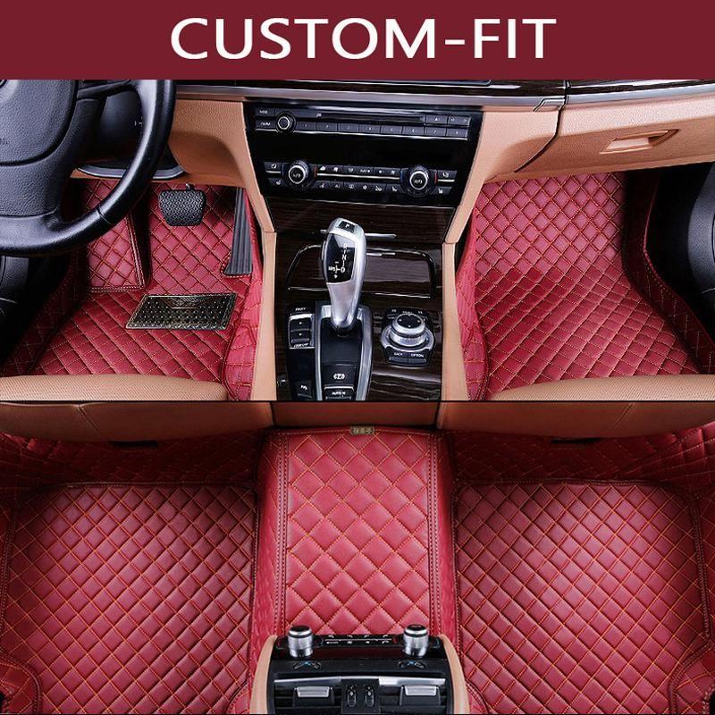 Custom Fit Car Floor Mats Made For Mercedes Benz E Class W211 W212 S211 S212 E200 E220 E280 E300 E320 E350 Carpet Rus Liners Y Fit Car Benz E Class Custom
