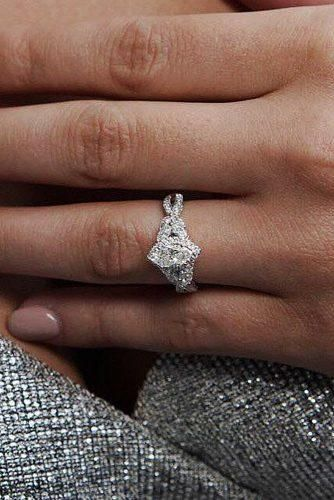 9d27bb8c3 Most Striking Kay Jewelers Engagement Rings ❤ Wedding planning ideas &  inspiration. Wedding dresses